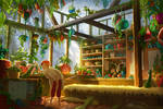 The Greenhouse by TamberElla