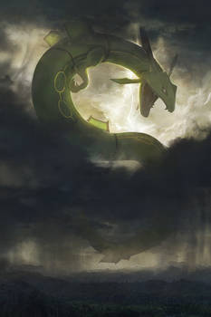 Titan Rayquaza