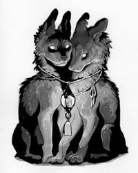 The Blackbird Wolves