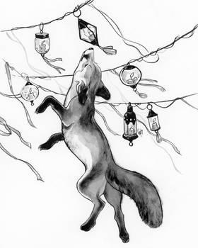 Swaying Lanterns