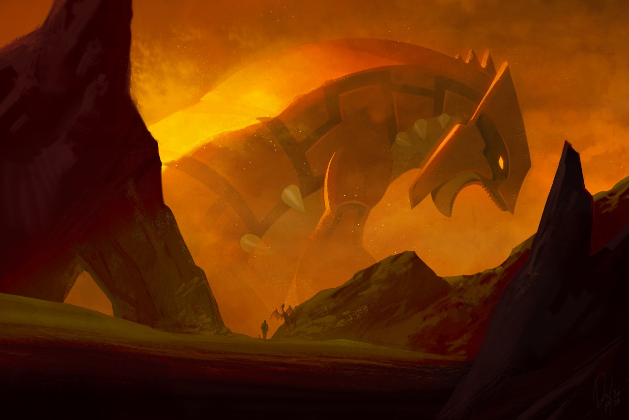 Titan Groudon