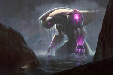 Titan Palkia