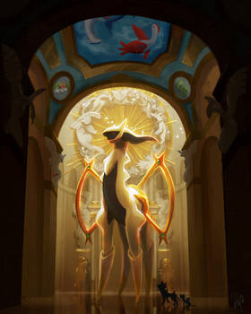 The Cathedral of Arceus