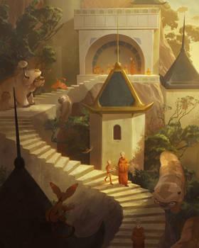 Aang's Memory