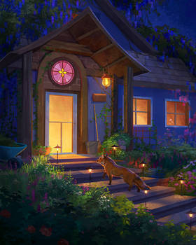 I'd wait up all night