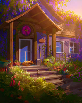 I'd wait up till morning