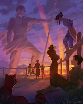 Team Avatar II