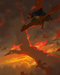Challenging Moltres