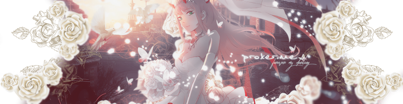 August Header - Darling in the FranXX