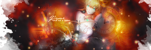 June Header - Violet Evergarden by YuukoGFX
