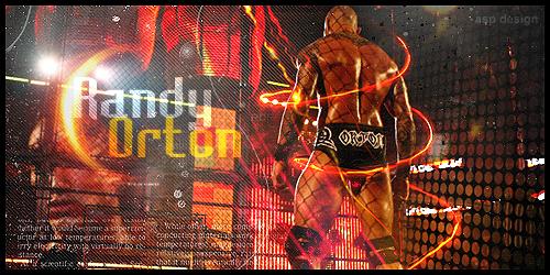 HUSTLE Wrestling Corporation LIVE! #1 Randy_Orton_Sig_by_A_Splash