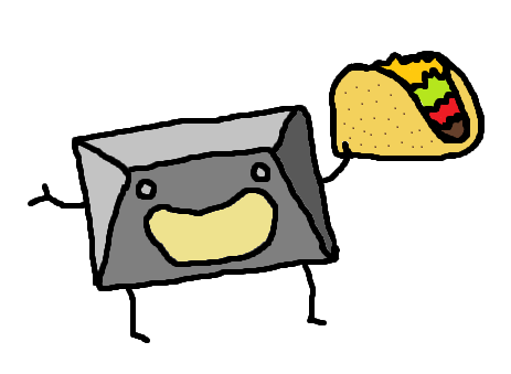 MUNI loves tacos by droidguy1119