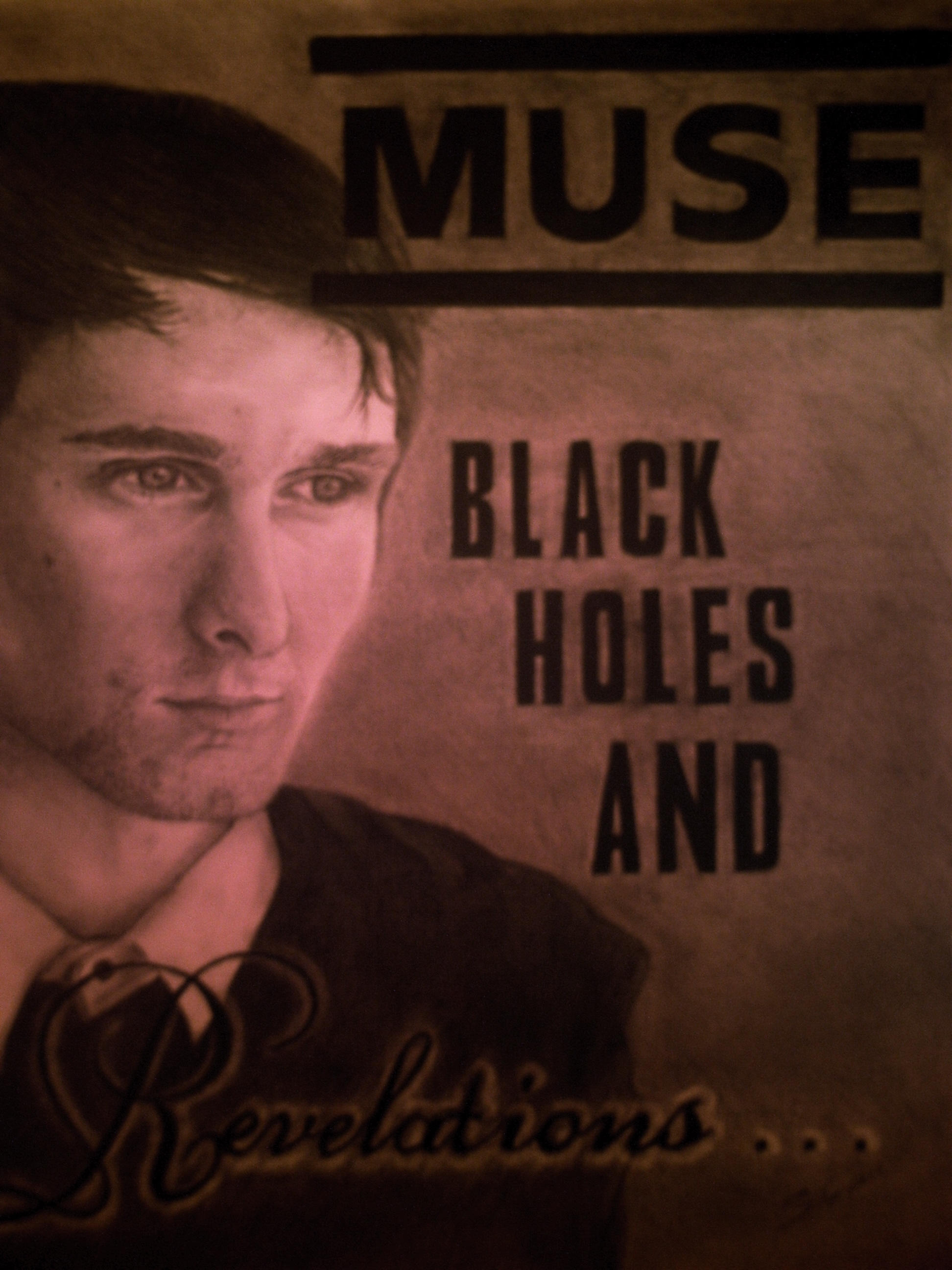 muse black holes and revelations cover art - photo #19