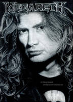 Dave Mustaine - Megadeth by ChemicalsSavedMe