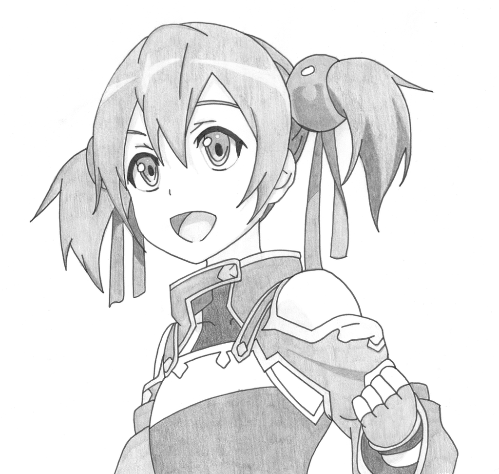 Silica Sword Art Online By Nekologia On Deviantart