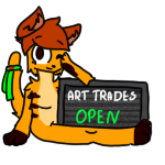 Olivia ArtTrades Open .:Stamp-PC:. by Sarcastic-W0lf