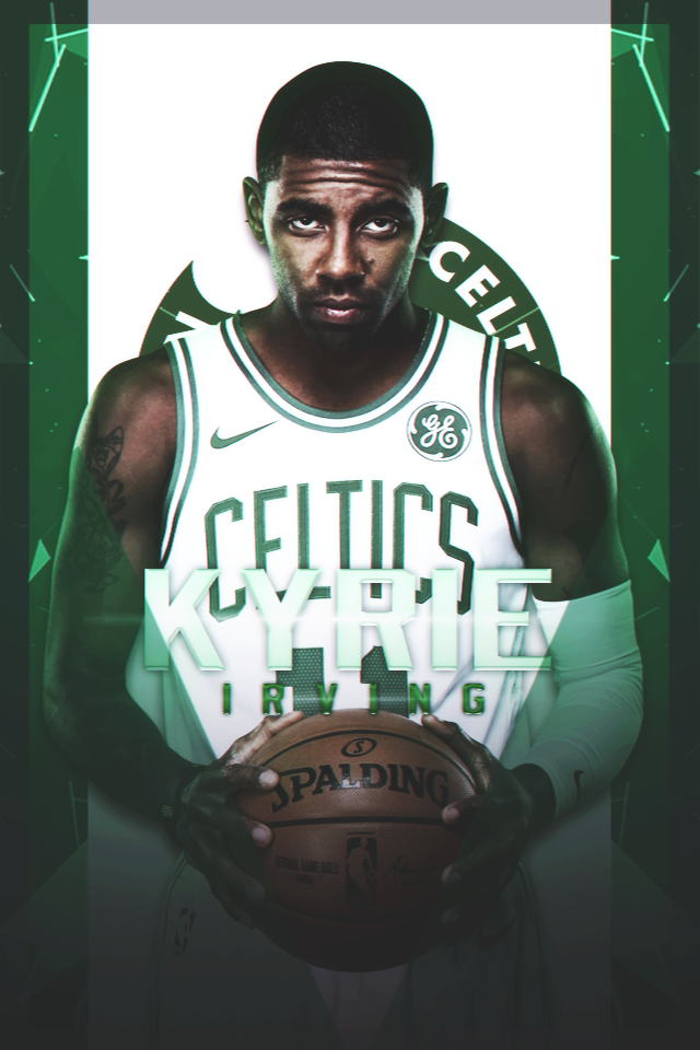 Kyrie Irving Wallpaper by JeanLuisEditions ...