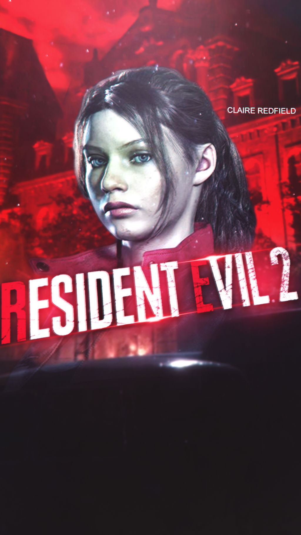 Claire Redfield Resident Evil 2 Remake Wallpaper By
