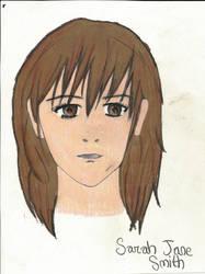 Sarah Jane Smith by Kotoni-Sukina