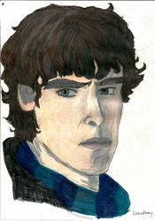 Sherlock by Kotoni-Sukina