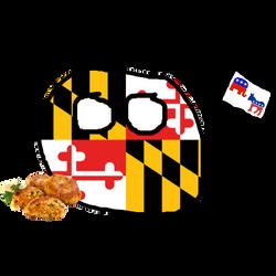 Maryland ball