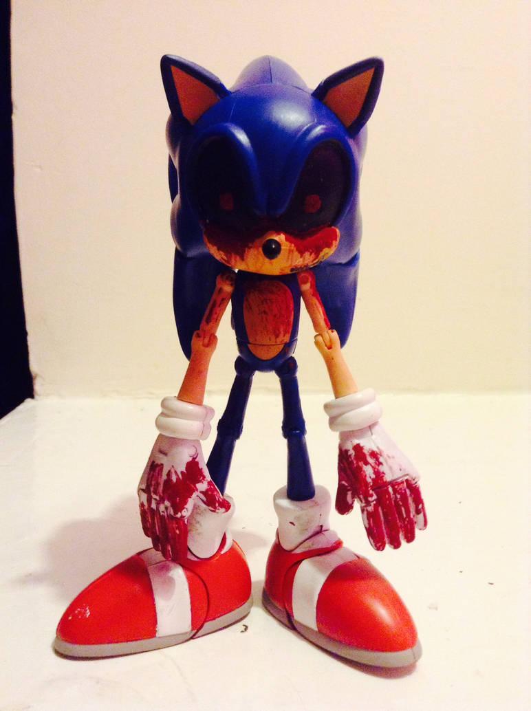 Sonic EXE by MyCreepyPastaArt13 on DeviantArt