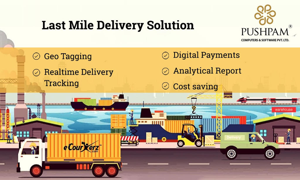 Delivery Management Tracking Software Solutions by Reenact