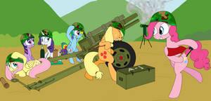 Artillery Ponies