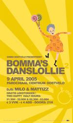 bomma's danslollie 2