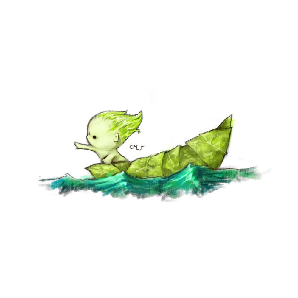 LIttle Leaf by yldasrma