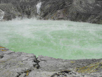 Boiling Lake by Merlin111
