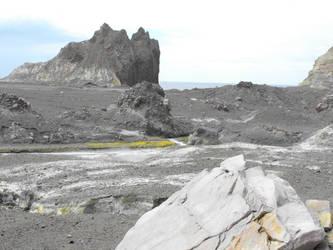 Rock Landscape 1 by Merlin111