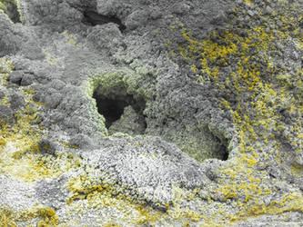 Sulphur Fume Hole by Merlin111