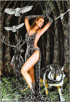 Guardians of Darkwood by Merlin111
