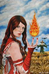 Sorceress by Merlin111