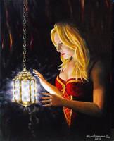 Light in Darkness by Merlin111