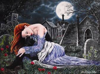 Midnight by Merlin111