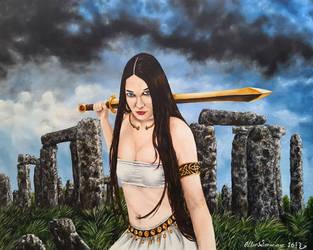 Keeper of the Henge by Merlin111