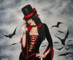 Vampire by Merlin111