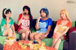 Fruits maids~