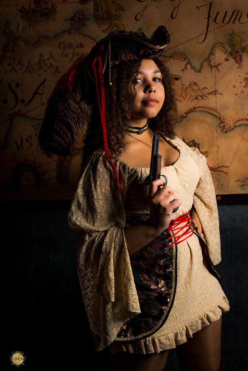 Pirate Lady by Minakosplay