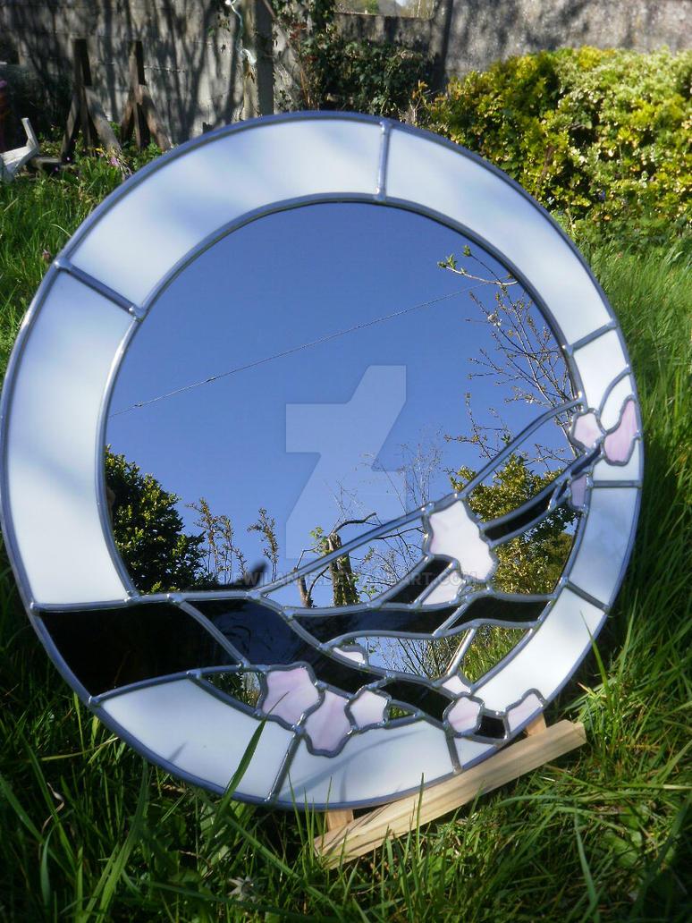 Miroir cerisier by ewilan85 on deviantart for Miroir diametre 50