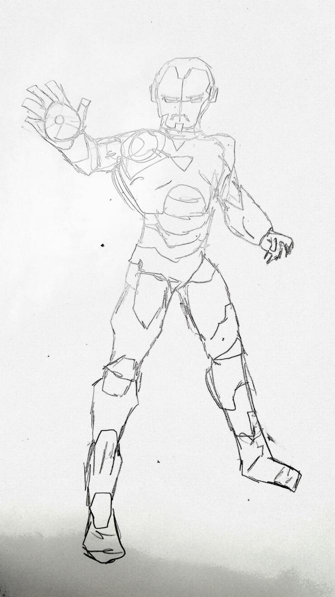 Iron man by PJMarts1