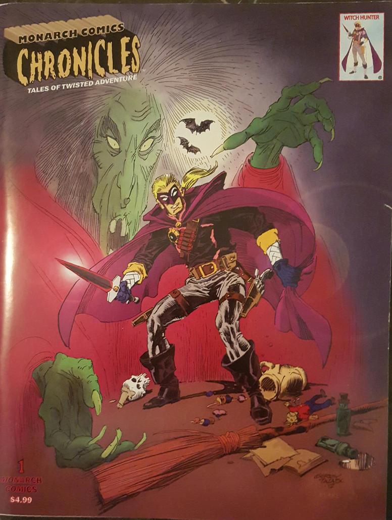 Monarch Comics Chronicles#1 by PJMarts1