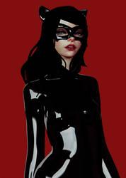 Catwoman by CezarBrandao