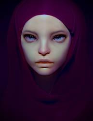 Purple Dream by CezarBrandao