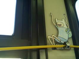 Adventure Time Paperchild by llamada