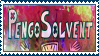 Pengo Solvent Stamp by Suiseii