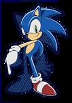 Sonic: Adventure style: Riders style