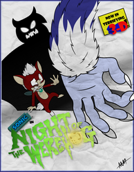 Night of the Werehog poster